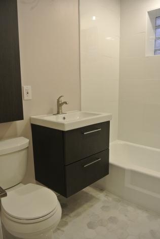 2nd Floor - Bathroom AFTER