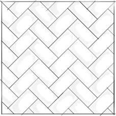 The Trick About Tile A Guide For Choosing Your Tile Patterns - 45 degree herringbone tile pattern